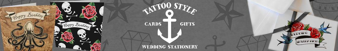 tattoo birthday cards