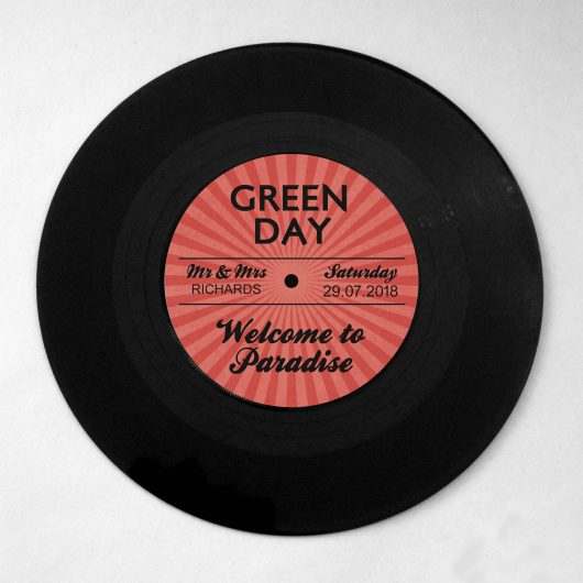 Vinyl Record Table Name