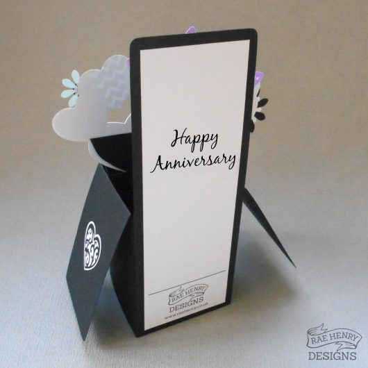 Butterfly Pop-up Anniversary Card