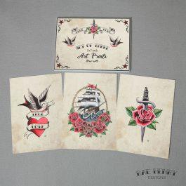 tattoo prints