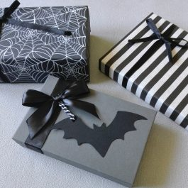 bat gift tags