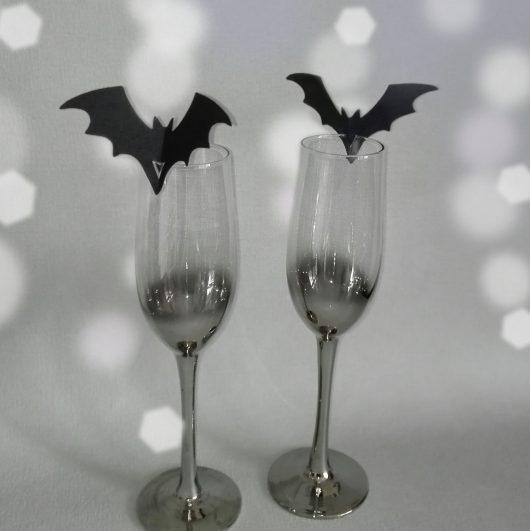 bat drink decoration