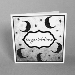 cosmic congratulations card